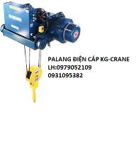 palang điện cáp kgcrane BN05-S;BN1-S;...