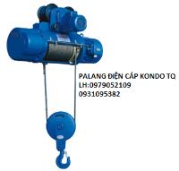 palang điện cáp kondo CD1/MD1;
