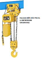palang điện xích TXK 05-05S;01-01S;1....