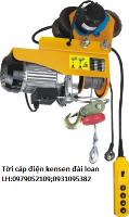 tời cáp điện kensen PA100/200;PA200/4...