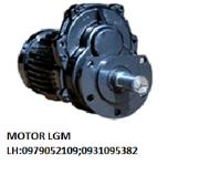 motor giảm tốc LGM 0.74X4/0.5X6;1.5X4...