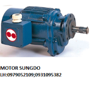 motor giảm tốc sungdo model-A;MODEL-B;MODEL-C