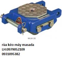 rùa kéo máy masada MSS-7.5S;MSS-5S;MU...