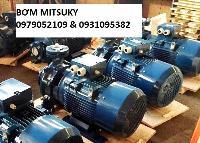 máy bơm mitsuky